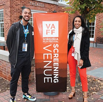 """""""Slave Cry,"""" a film by Richmond filmmaker Jai Jamison that stars his sister, Courtney Jamison, will be screened at the ..."""