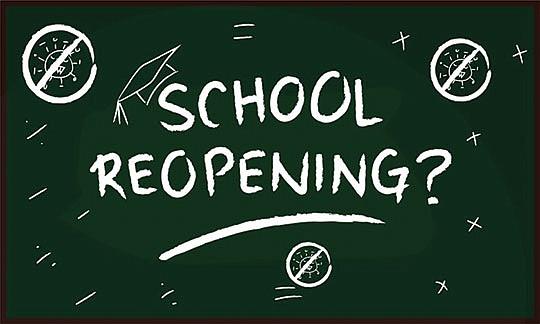 Elementary schools this week in Los Angeles County were..