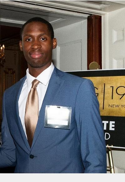 Photo of Jesse Daniels leverages pick-up basketball into entrepreneurship