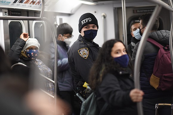 An example of just how bad crime is in the subway played out last weekend when police say a man ...