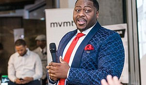 Creator of Maximus Box, Wes Riddick, is passionate about providing big and tall men with fashion-forward clothes.