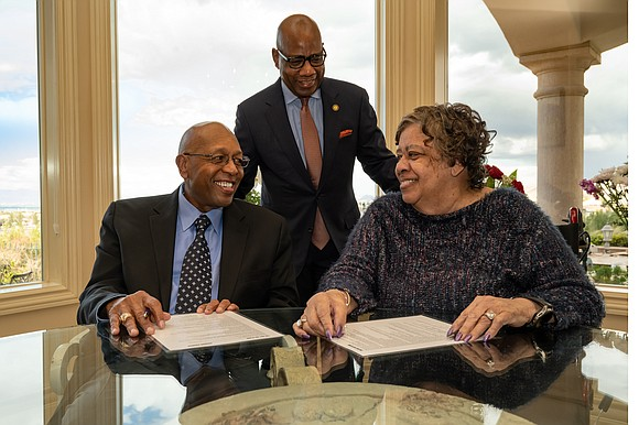 Morgan State University today announced receipt of a $20 million commitment from alumnus and philanthropist Calvin E. Tyler Jr. and ...