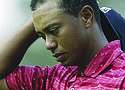 Tiger Woods is pictured in this archive photo from AP. Lucky to be alive, Woods faces a difficult recovery after being seriously injured on Tuesday in a rollover crash in suburban Los Angeles.