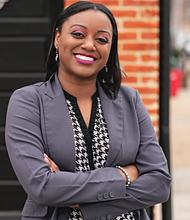 Bianca Jackson, owner, BrickRose Exchange
