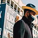 """Garrett """"GP"""" Jackson, a Morgan State graduate and Mitchellville, Md. native wrote """"Letter to the Nation,"""" a new song that expresses his sentiments about police brutality and other issues disproportionately affecting people of color."""