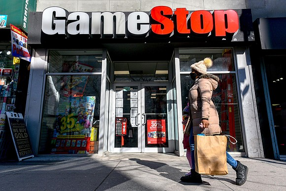 GameStop shares rallied as much as 85% in early trading Thursday, following another blockbuster day for the stock. On Wednesday, ...