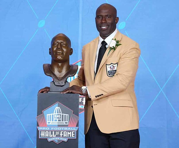 Terrell Davis is a retired NFL player and Pro Football Hall of Famer and Super Bowl champion who had a ...