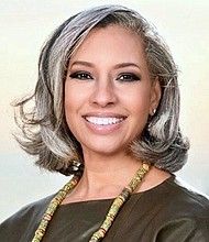 Dr. Kimberly Jeffries, National President of The Links, Incorporated.