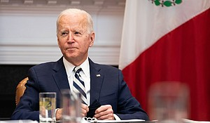 President Joe Biden is expected to announce Tuesday that Merck & Co. will partner with Johnson & Johnson to help manufacture the company's coronavirus vaccine, administration officials familiar with the matter confirmed to CNN. Credit:Anna Moneymaker/Pool/Getty Images