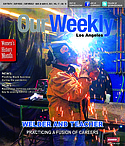 Cover art for the Thursday, March 4, 2021 edition of Our Weekly Los Angeles.