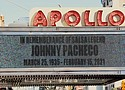 Johnny Pacheco honored by the Apollo Theater