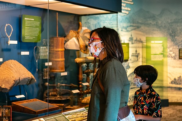 The Oregon Historical Society will reopen its downtown museum and museum store on weekends starting this Saturday and until further ...