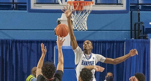 Hampton University's Pirates accumulated a treasure chest of individual statistics this season, while often falling short on the scoreboard.