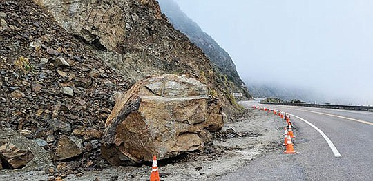 Southern California can now expect to see post-wildfire landslides..