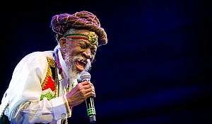 """According to Jamaica's Minister of Culture, Gender, Entertainment and Sport, reggae music pioneer, Neville """"Bunny Wailer """" Livingston, has died at the age of 73. Credit:Erik Kabik Photography/MediaPunch/IPX/AP"""