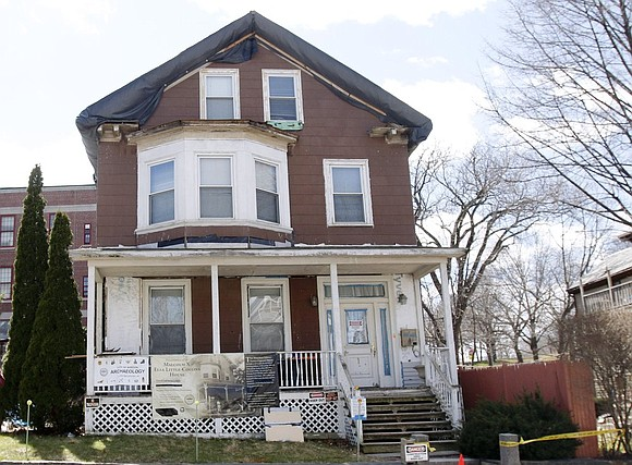 Family hopes to turn home into a residence for graduate students studying Black history and civil rights.