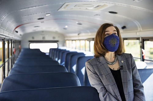The state's coronavirus case numbers have fallen sharply in recent weeks, allowing greater access to the classroom under COVID-19 prevention ...