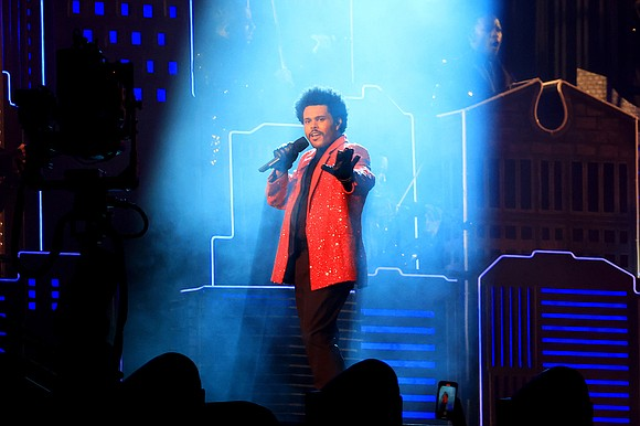 """Blinding Lights"" singer The Weeknd may be the latest chart-topping Black performer to be snubbed by the Grammys, but he's ..."