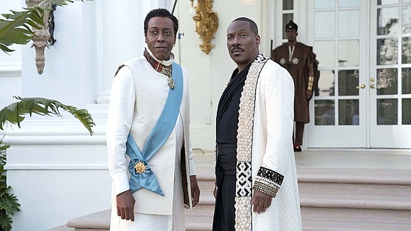 """Coming 2 America"" re-teams Eddie Murphy and Arsenio Hall in their original roles. They are joined by KiKi Layne, Leslie ..."