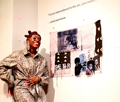 Necessary Tomorrow's is an iniiative described by its founder, Sharayna Ashanti Christmas, as a curatorial experience with a mission of ...
