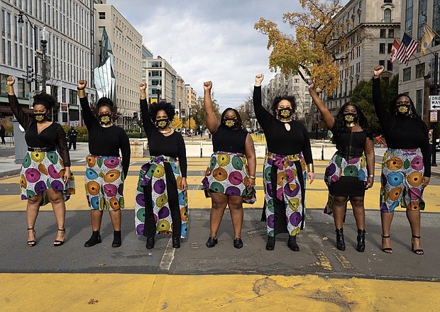 """UndocuBlack's rallying cry is """"Immigration is a Black Issue."""""""