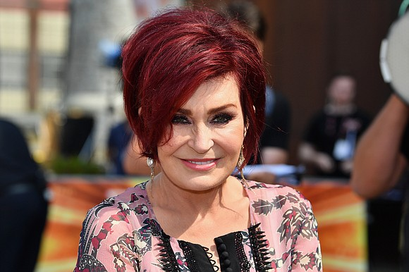 """Sharon Osbourne says she'd like to turn her argument on """"The Talk"""" into a teachable moment."""