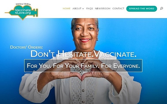 #Vaccinate4Live is a new grassroots campaign in minority communities...