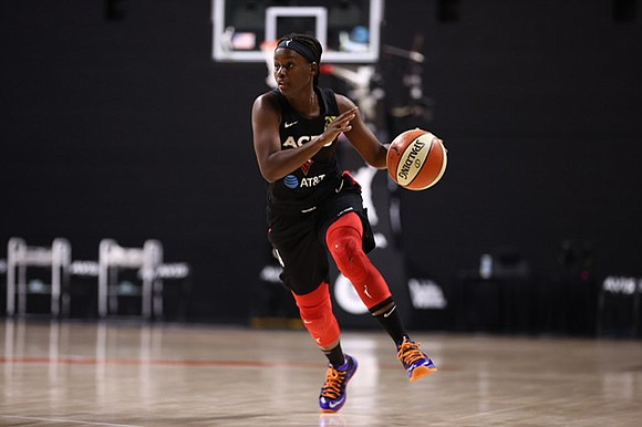 """WNBA All-Star Sugar Rodgers doesn't hold back in her memoir """"They Better Call Me Sugar: My Journey from the Hood ..."""
