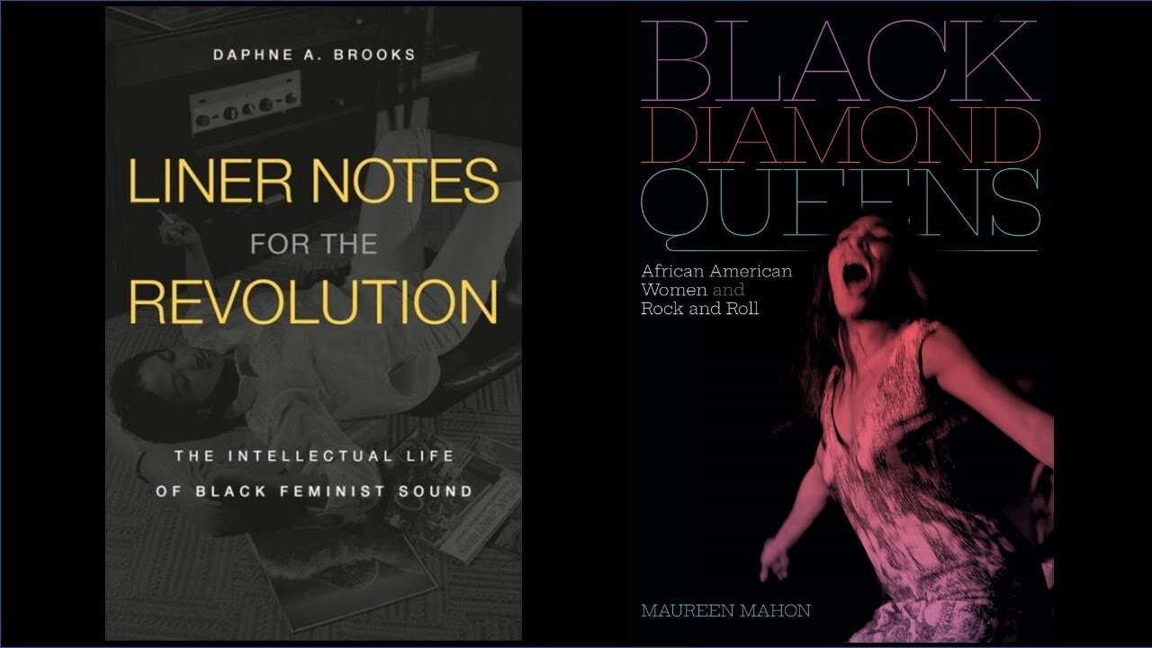 Two new books about Black women in rock, popular music emerge