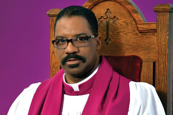 A Detroit bishop of the Church of God in Christ has been named the new presiding bishop of the nation's ...