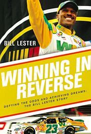 Cover of Bill Lester's memoir, Winning In Reverse.