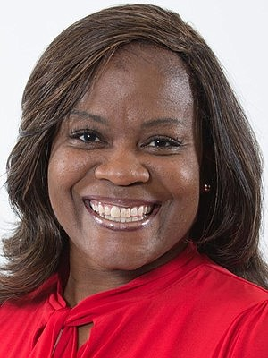 Sheryl Swoopes Sports History Maker 1st Player Signed to WNBA 1st Woman with Signature Athletic Shoe