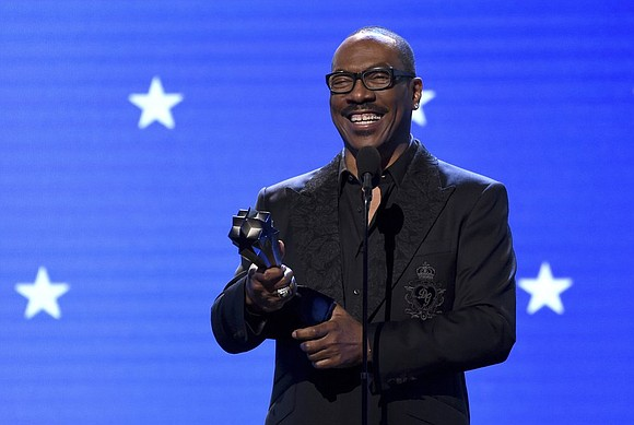 Actor and comedian Eddie Murphy has been inducted into the NAACP Image Awards Hall of Fame.