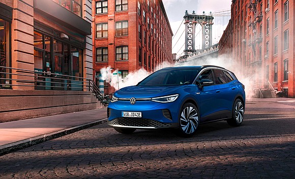 In a move intended to reflect its new push into electric vehicles, Volkswagen's US arm says it is changing its ...