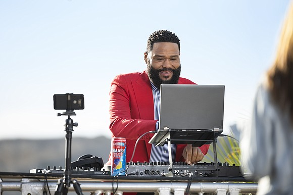 Anthony Anderson is teaming up with Smirnoff...