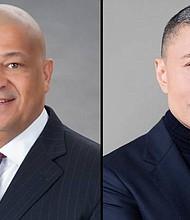 L-R: Alfred C. Liggins, III (photo courtesy of Urban One); Craig Robinson (photo courtesy of NBCUniversal)