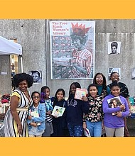 OlaRonke Akinmowo project has turned into the renowned Free Black Women's Library.