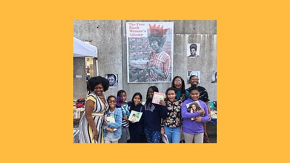 The Free Black Women's Library has been a growing project for several years...