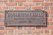 Eggleston Hall