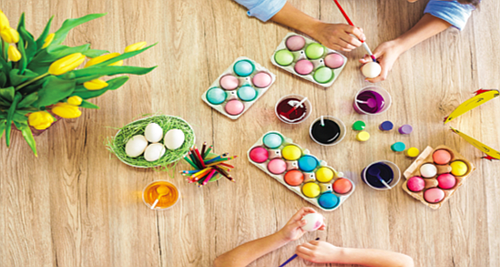 Coloring eggs is a beloved Easter tradition. Eggs long have been symbols of fertility and rebirth, making them fitting icons ...