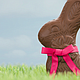 Make your own chocolate Easter bunnies