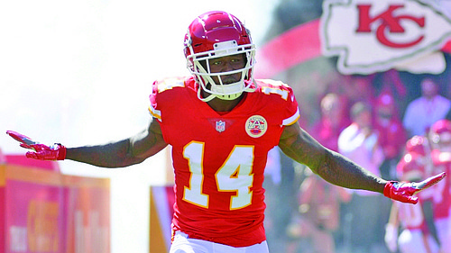 Veteran wide receiver Sammy Watkins signed a one-year, $5 million contract with the Baltimore Ravens. The team hopes that Watkins can be the next veteran to bolster their group of receivers.