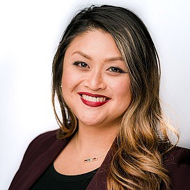 Hoa Nguyen, a candidate for David Douglas School Board, was recently the target of a hate crime at her home ...