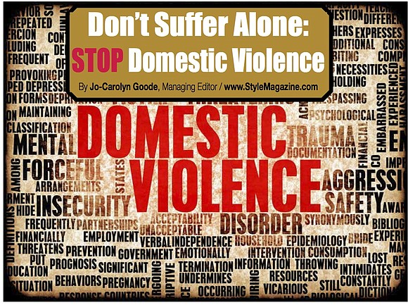 This time last year domestic violence was on the rise in Houston. Increasing by almost 10%, victims were now trapped ...