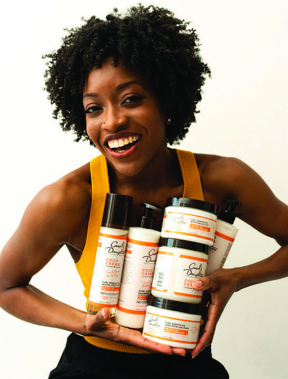 """Curl Envy"" is a real thing, according to new research conducted by Carol's Daughter, which found that 82% of Black ..."