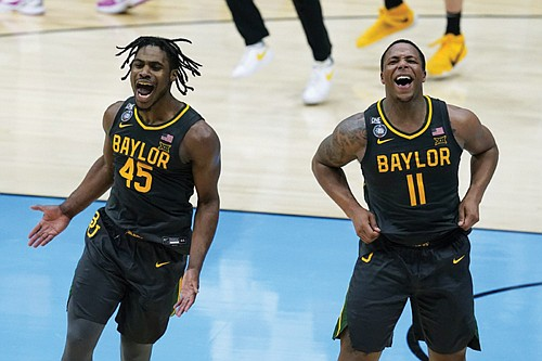 Baylor overwhelmed Gonzaga with a burst of power and speed Monday night, winning its first national championship while ending the ...
