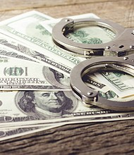 Fresno, California police officers accused of stealing money while serving a search warrant. A court said they were protected by qualified immunity.