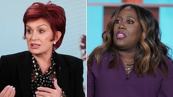 "Sheryl Underwood is sharing her thoughts about co-host Sharon Osbourne leaving ""The Talk"" after their fiery debate."