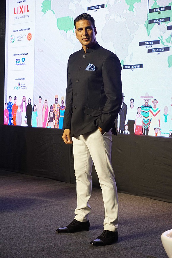 Indian actor Akshay Kumar has become the latest top Bollywood star to test positive for Covid-19, as India's second wave ...