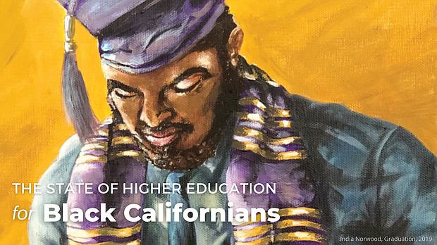 The State of Higher Education for Black Californians.